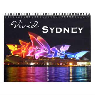 vivid sydney 2018 calendar