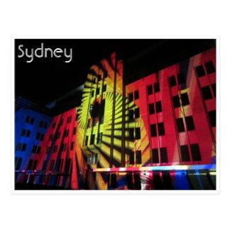vivid sydney mca spiral post card