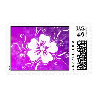 Vivid Violet Stamp
