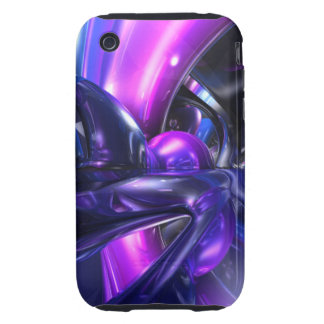Vivid Waves Abstract iPhone 3G/3GS CaseMate Tough Tough iPhone 3 Cover