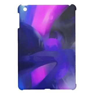 Vivid Waves Pastel Abstract iPad Mini Cases