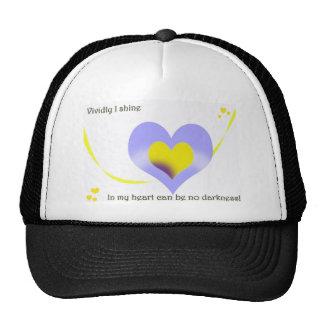 vividly I shine Trucker Hat