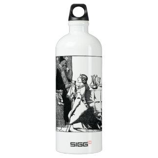 Vivien and Merlin Water Bottle