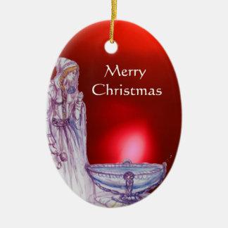 VIVIEN CHRISTMAS ORNAMENTS