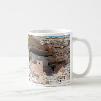 Vivienda de acantilado del castillo de Montezuma - Taza Clásica