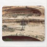 Vivienda superior de la roca en Mesa Verde Alfombrilla De Raton