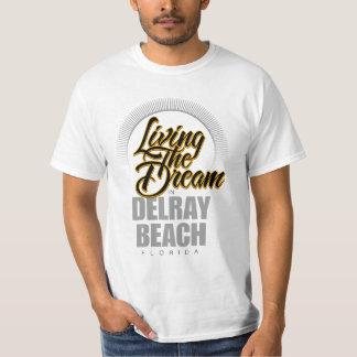 Viviendo el sueño en Delray Beach Polera