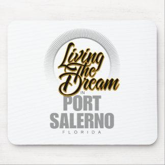 Viviendo el sueño en el puerto Salerno Alfombrilla De Raton