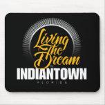 Viviendo el sueño en Indiantown Alfombrillas De Ratón