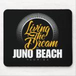 Viviendo el sueño en la playa de Juno Tapete De Ratones