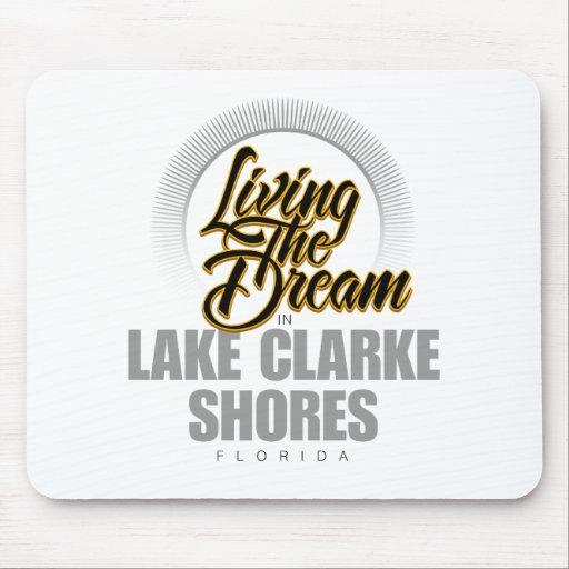 Viviendo el sueño en las orillas de Clarke del lag Tapete De Ratones