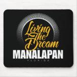 Viviendo el sueño en Manalapan Alfombrilla De Raton