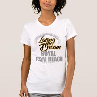 Viviendo el sueño en Palm Beach real Polera