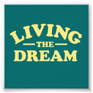 Viviendo el sueño cojinete