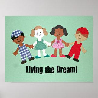 ¡Viviendo el sueño! Impresiones