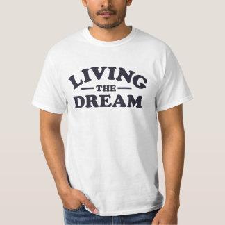 Viviendo el sueño poleras