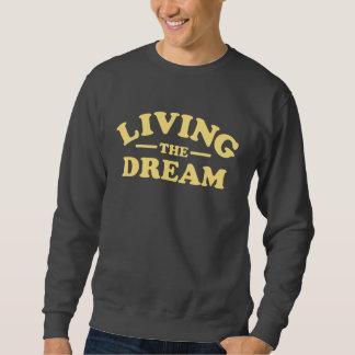Viviendo el sueño suéter