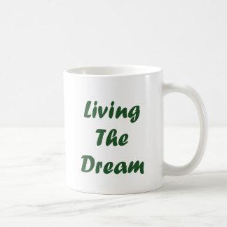 Viviendo el sueño tazas