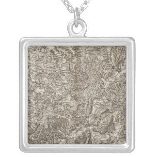 Viviers Silver Plated Necklace