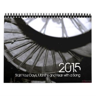 Vivimos calendario del natural 2015
