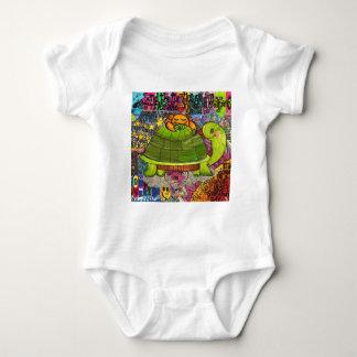 Vivimos en un mundo hermoso body para bebé