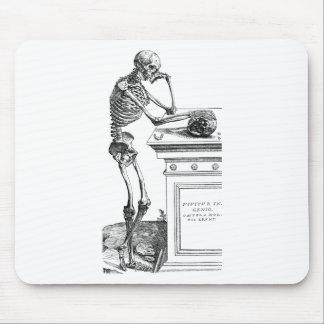 Vivitur Ingenio - esqueleto Tapete De Ratón
