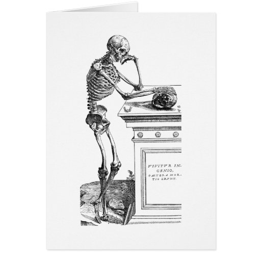 Vivitur Ingenio - esqueleto Tarjeton