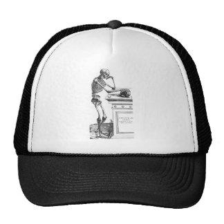 Vivitur Ingenio - Skeleton Trucker Hat