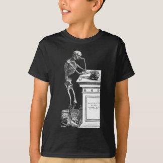 Vivitur Ingenio - Skeleton T-Shirt