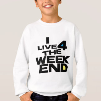 Vivo 4 el fin de semana sudadera