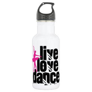 Vivo, amor, bailarina de la danza