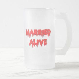 Vivo casada taza de café