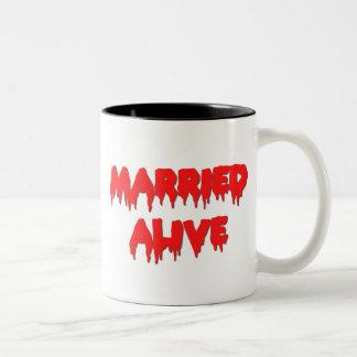 Vivo casada taza