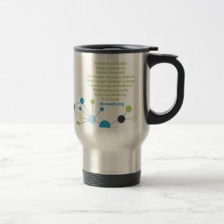 VIVO Consortia Travel Stainless Steel Mug (15 oz.)