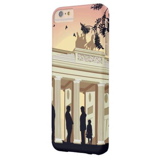 Vivo en Berlín Funda De iPhone 6 Plus Barely There