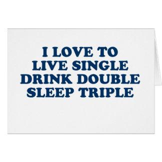 Vivo escoja el triple del sueño del doble de la be felicitaciones