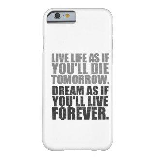 ¡Vivo! Funda Barely There iPhone 6