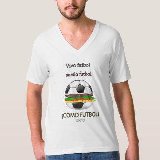 vivo futbol T-Shirt