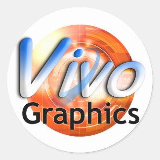 Vivo Graphics Sticker