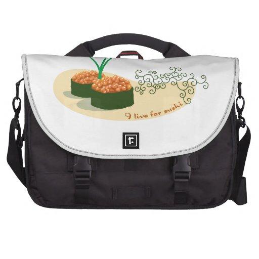 Vivo para el sushi bolsas para portátil