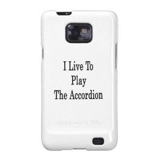 Vivo para jugar el acordeón galaxy s2 carcasas
