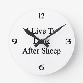 Vivo para ocuparme ovejas