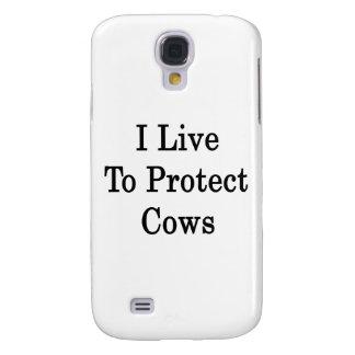 Vivo para proteger vacas