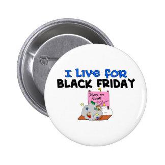 Vivo para viernes negro pin