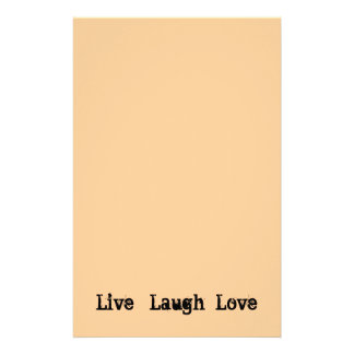 Vivo, risa, amor papeleria personalizada