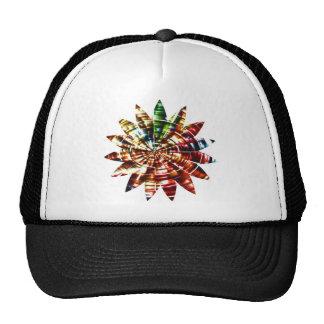 Vivrant Star Energy V1 - Sparkling Red Cosmic Trucker Hat