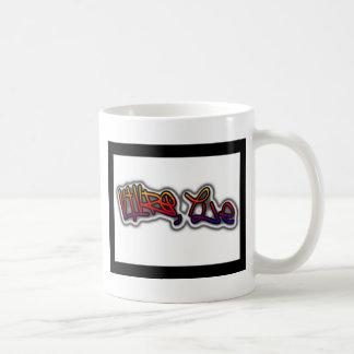 Vivre, tue2 coffee mug