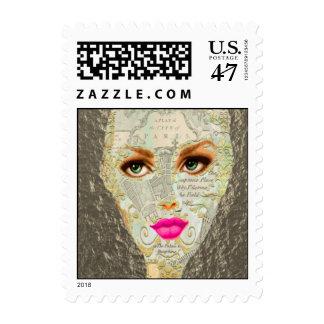 Vivstorm Face of Paris Postage