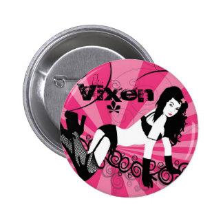 Vixen 2 Inch Round Button
