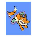 Vixen de Cadmean - el Fox porta Tarjetas Postales